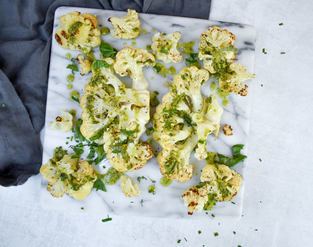 Roasted cauliflower with citrus herb dressing.jpg