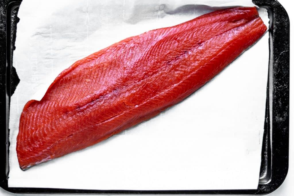 Prince William Sound Salmon