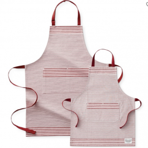 matching mom and kid aprons